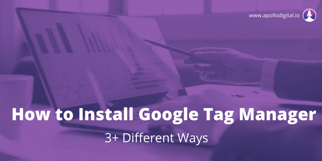 install google tag manager cover image