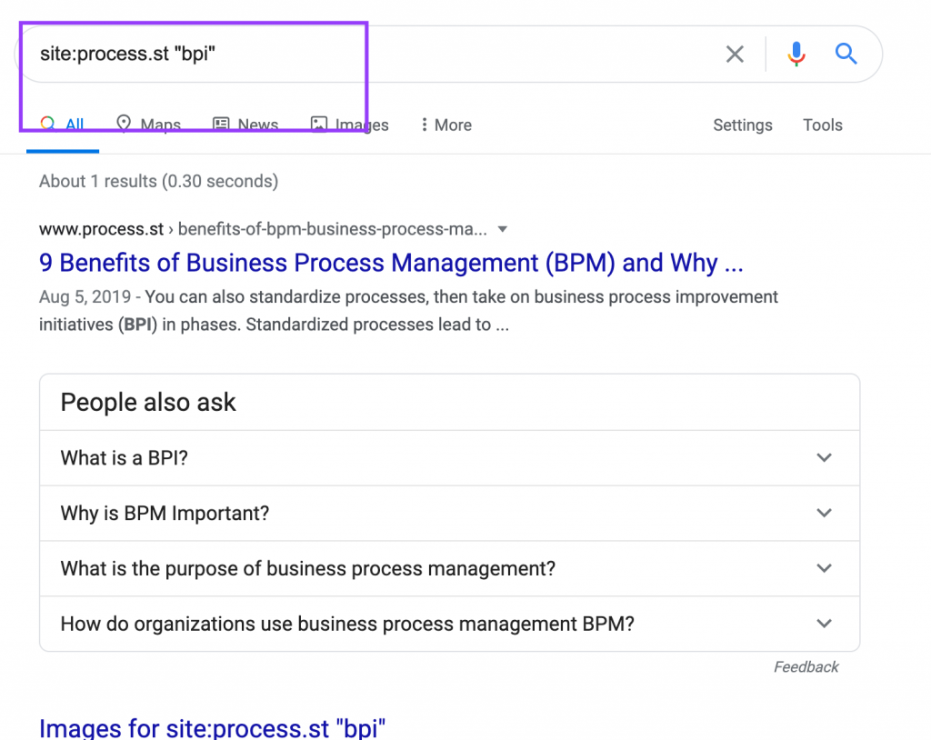 site-search for bpi articles