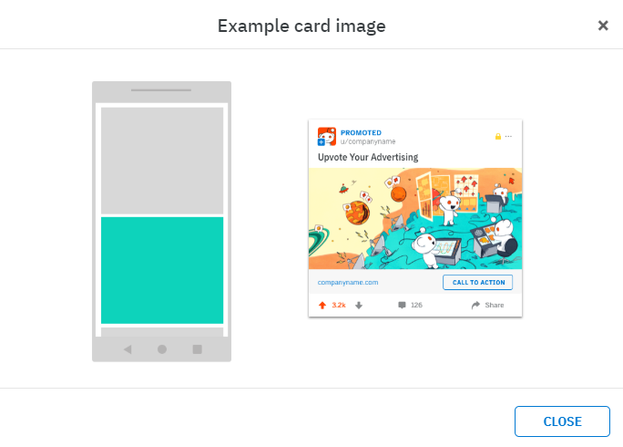 example card image