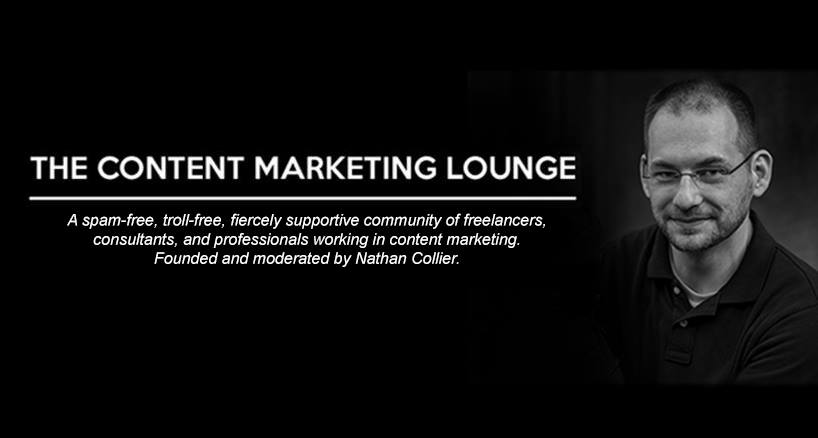 Content Marketing Lounge Facebook Group