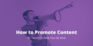 how to promote content cover image